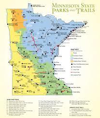 Map Of Oregon State Parks by Mn Bike Trail Navigator Minnesota U0027s State Parks Provide Many