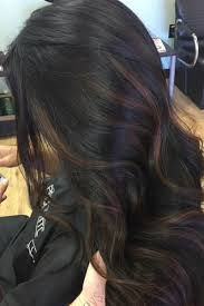 light brown highlights on dark hair how to add highlights to dark brown hair at home belletag