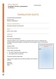 quotation template sales quote template templates sample quotation saneme