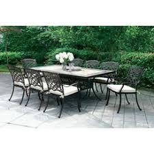 Patio Table Tile Top Tile Top Patio Dining Table Set