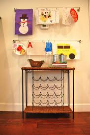 Wire Curtain Room Divider by Ikea Dignitet Curtain Wire Rods To Hang Kids Art Work Each Set Is