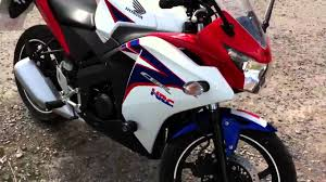 honda cbr 150 used bike honda cbr 125r 2011 tri colour youtube