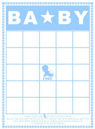How Do You Set A Table by 29 Sets Of Free Baby Shower Bingo Cards
