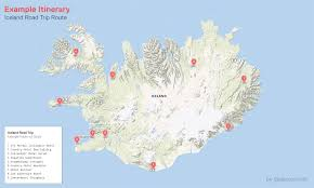 Map My Route Google by Iceland Travel Guide Tips And Road Trip Itinerary Alex Cornell
