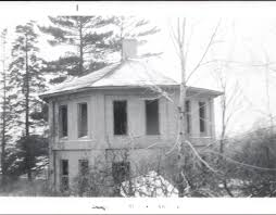 the octagon house in section 35 u2013 dry hill press