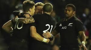 all black all black magic denies scots murrayfield victory