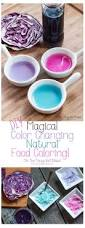 diy magical color changing food coloring natural food and sons