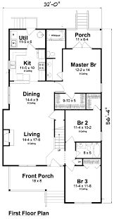 Small House Plans For Narrow Lots Southern Style House Plans For Narrow Lots