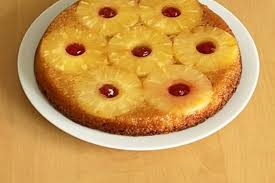 cuisiner l ananas recette de gâteau renversé à l ananas et cerises confites la