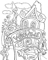 dr seuss characters coloring pages google kids