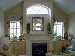custom shades for arch windows and other specialty shapes eyebrow