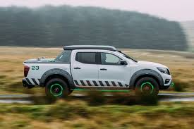 nissan navara 2017 offroad new nissan navara enguard concept is the ultimate rescue machine