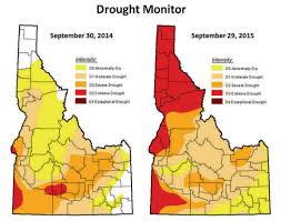 United States Drought Map by Drought Sage Winds