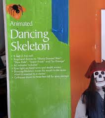 Dancing Halloween Skeleton by Image Life Size Halloween Dancing Singing Gemmy Pirate Skeleton