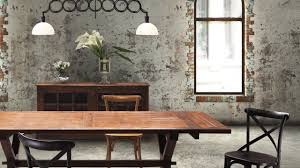 Kitchen With Dining Room Designs by Marvelous Industrial Dining Room Design Ideas Youtube