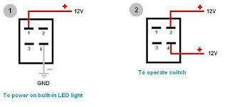 4 pin led switch wiring oznium forum