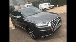 new car protection on audi q7 with liquid elements shield 3k youtube