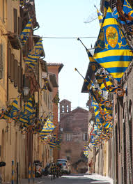 Palio Di Siena Flags Siena Palio U2013 Which Contradas Are Racing On 2nd July 2016