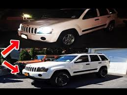 2005 jeep reviews 2005 jeep grand laredo country 2 lift cooper