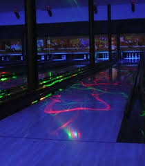 black light bowling near me mountain view bowling glow in the dark bowling