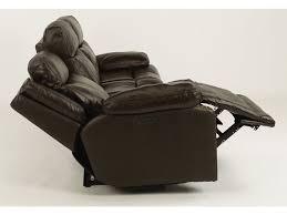 Flexsteel Power Reclining Sofa Flexsteel Living Room Leather Power Reclining Sofa With Power