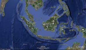 World Map Google by Ceop Ap Central Indonesia Reference Site Pontianak Station