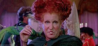 Halloween Costumes Red Hair Halloween Costumes Gingers Winifred Sanderson Hocus Pocus