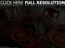 Dining Room Place Settings Pictures Of Dining Room Table Settings Dining Room Ideas