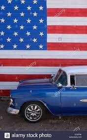 Custom Car Flag Usa United States America Arizona Route 66 Seligman Classic
