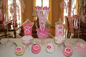 candy bar for baby shower b candy