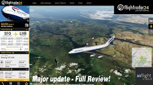 flightradar24 pro apk flightradar24 major update review