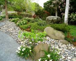 river rock garden ideas interior u0026 exterior doors