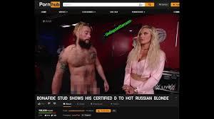 Pornhub Meme - enzo amore lana on pornhub memes youtube
