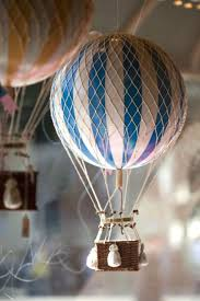 hot air balloon decorations diy mini hot air balloon decor henry air balloon