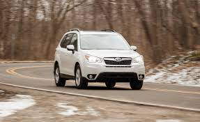 2014 subaru forester 2 5i touring test u2013 review u2013 car and driver