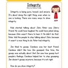 stories for comprehension all worksheets character traits reading comprehension worksheets