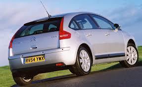 short term car lease europe citroen citroën c4 hatchback 2004 2010 features equipment and