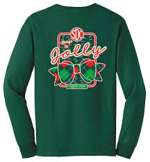 southern darlin always be jolly christmas from simply cute tees