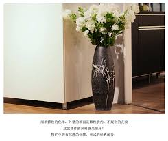 Large Vase For Living Room Jingdezhen Landing Ceramic Chinese New Large Vase Handmade Jewelry