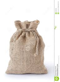 small burlap bags small burlap sack stock photography image 32025382