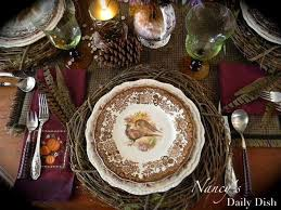 143 best thanksgiving tablescapes images on