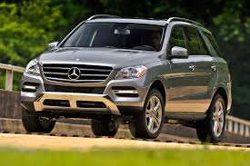 mercedes suv 2012 models 2014 mercedes m class reviews and rating motor trend