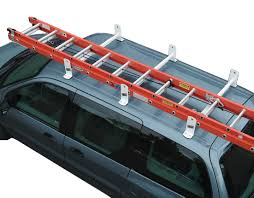Ford F250 Truck Roof Rack - cross tread 83002 300 series roof mount van rack