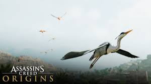 assassin u0027s creed origins heron feathers u0026 flamingo tongues