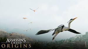 heron meaning assassin u0027s creed origins heron feathers u0026 flamingo tongues
