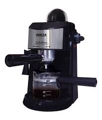 Inalsa 4 Cups Cafe Aroma Coffee Maker Black Price in India Buy