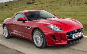 jaguar car jaguar f type convertible review