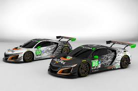 Acura Nsx Power 13 Things We Learned About The Acura Nsx Gt3 Race Car Automobile
