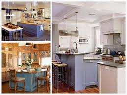 kitchen island different color than cabinets different color kitchen island gl kitchen design