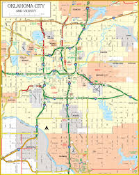 Map Of Southeastern States by Current Oklahoma State Highway Map